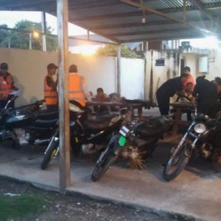 "Demoraron a doce motociclistas por ""picadas ilegales"""
