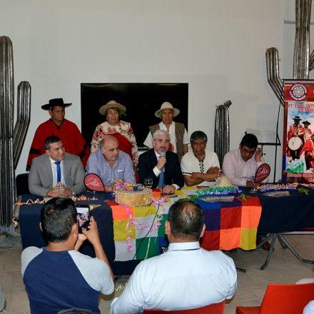 Presentaron el Carnaval Andino 2019