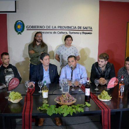 Con entrada libre y gratuita se realizará éste sabado en Angastaco el Festival de la Uva y el Vino Patero