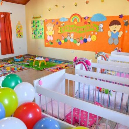 Nuevo centro de primera infancia en Cachi: Salta sigue consolidando su política a favor de la niñez