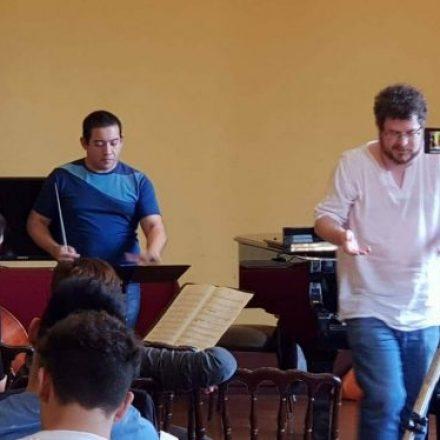 Mañana cinco jóvenes directores latinoamericanos dirigirán la Sinfónica