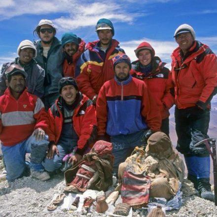 20° Aniversario de la expedición