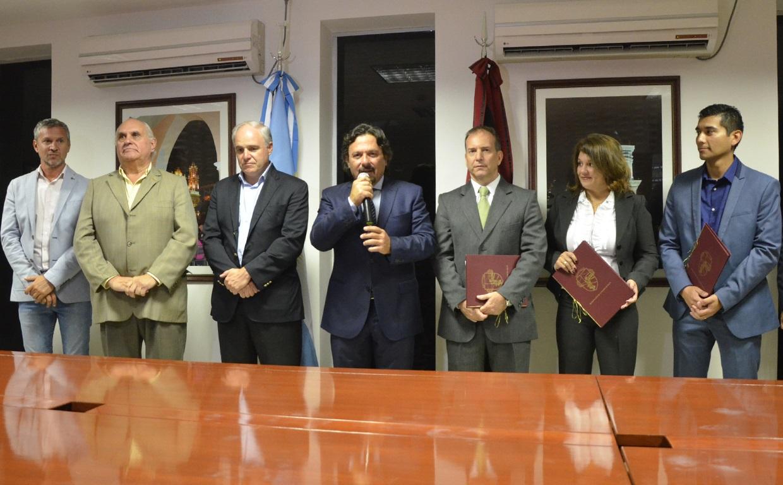 Asumieron nuevos funcionarios municipales en Capital