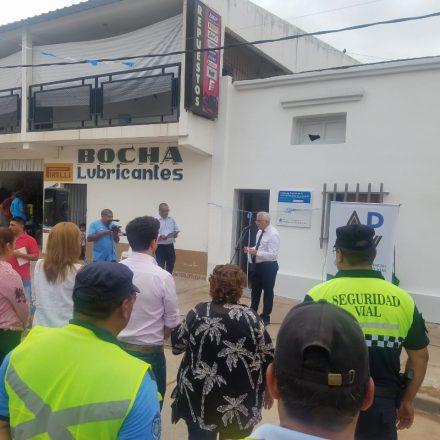 Colonia Santa Rosa ya cuenta con un Centro Emisor de Licencias de Conducir