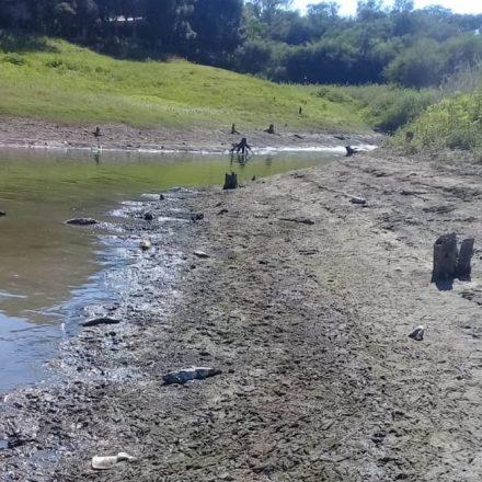 Este viernes, inspección ocular en el dique El Tunal por un amparo interpuesto por el intendente de El Galpón