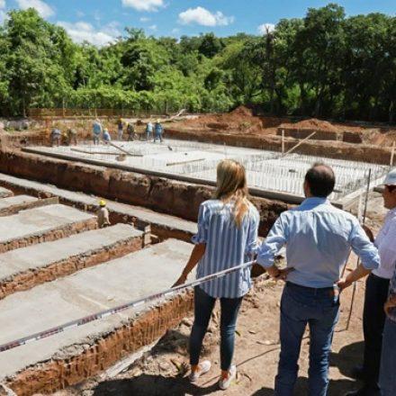 Avanzan las obras de infraestructura urbana en Tartagal y Pichanal