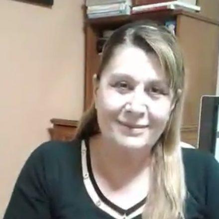 Entrevista Raquel Llaya, precandidata a diputada