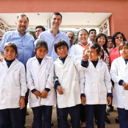 Nueva escuela en Misión Wichí garantiza la igualdad de oportunidades y calidad en la inclusión