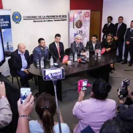 """""""Si hay un lugar donde se notó la decisión de trabajar por la gente es en el Chaco Salteño"""", dijo Jorge Rojas"""