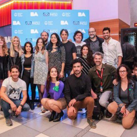 Urtubey estuvo en la presentación de Badur Hogar en el prestigioso Festival de Cine Bafici