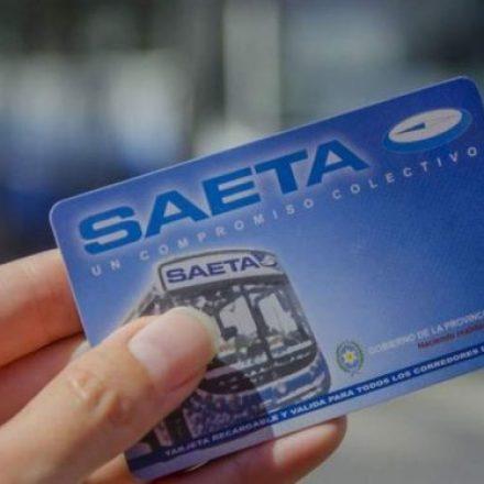 SAETA detectó una estafa con tarjetas estudiantiles por más de tres millones de pesos