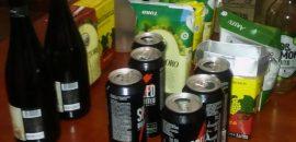 Encuentran menores y secuestran bebidas alcohólicas de una fiesta clandestina