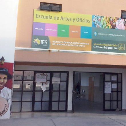 En Capital inician las preinscripciones para los cursos gratuitos de la Escuela de Artes y Oficios