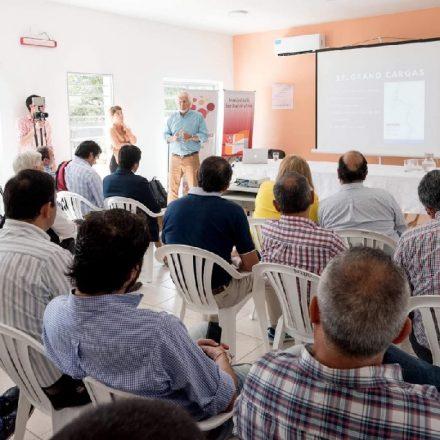 Exposición del Plan Belgrano en Metán