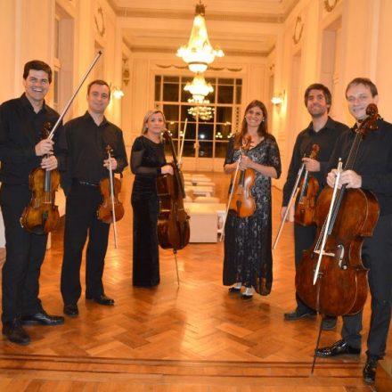 El Sexteto de Cuerdas La Plata abre la Temporada 2019 del Mozarteum Argentino Filial Salta