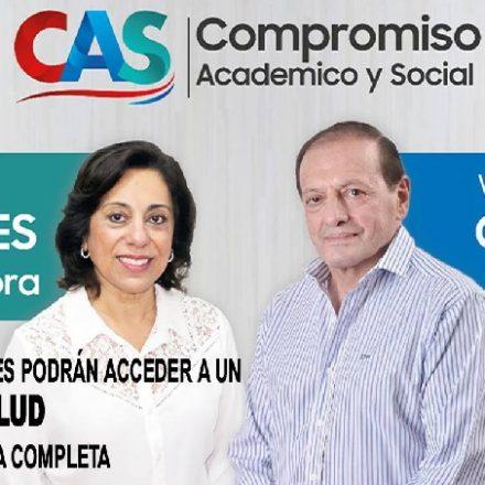 Tras la segunda vuelta electoral, Victor Claros es el nuevo Rector de la UNSa