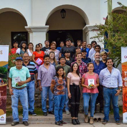 Avanza la implementación del programa Lugares Mágicos en San Carlos, Vespucio y Guachipas