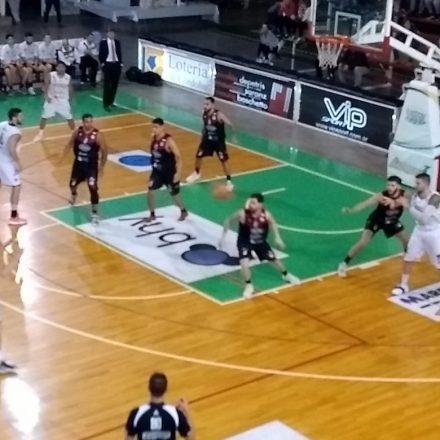 Los Infernales de Salta Basket cerraron la serie en la ruta y se metieron en los 4tos de final