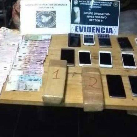 Las denuncias anónimas permiten exitosos operativos contra el narcotráfico