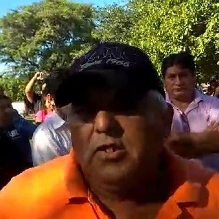 Vecinos de Orán indignados con las autoridades Nacionales y Provinciales