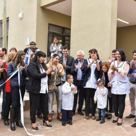 Nueva escuela en Colonia Santa Rosa para 50 chicos con discapacidad
