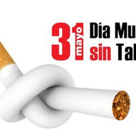 Por el día Mundial sin Tabaco habrá hoy actividades en el Parque de la Familia