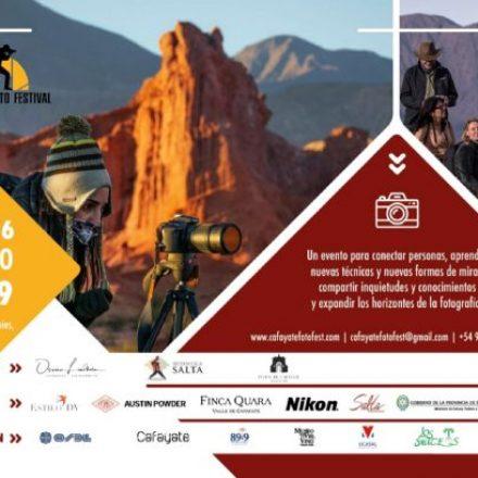 Del 23 al 26 de mayo se realizará la segunda edición de «Cafayate Foto Festival»