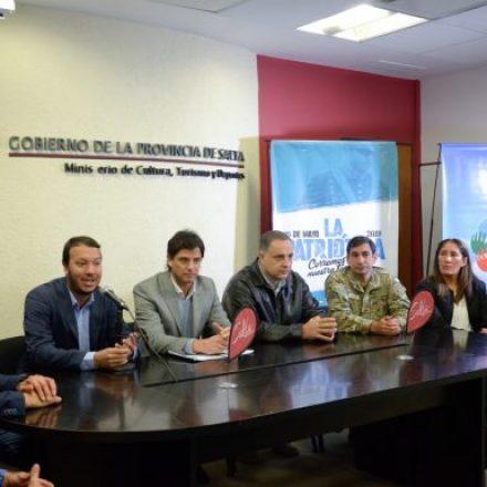 """El 25 se realizará la 1º edición de la competencia """"La Patriótica"""""""