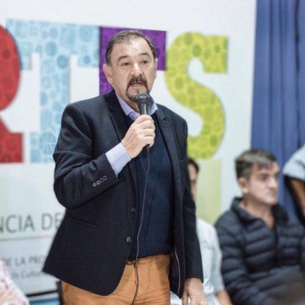 Isa anunció que quiere crear un Ministerio del Deporte en Salta
