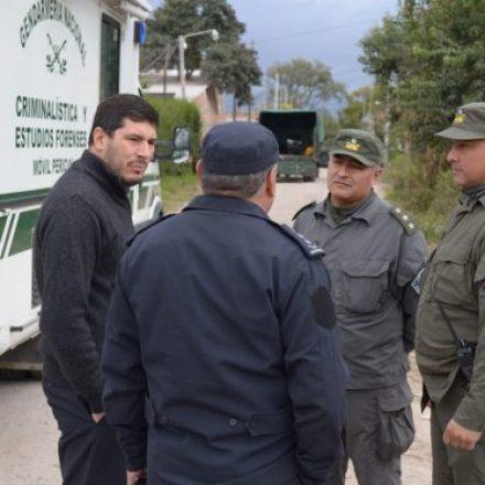 Más de 100 policías trabajaron en un exitoso operativo interfuerza