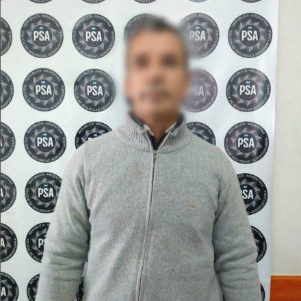 En San Lorenzo detienen a un hombre involucrado en una causa judicial por evasión al fisco