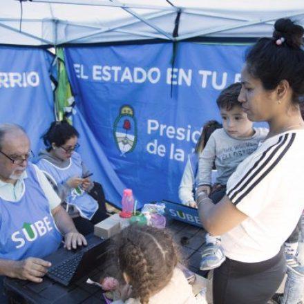 """""""El Estado en Tu Barrio"""" llega a Tartagal"""