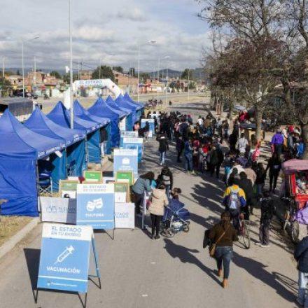 """""""El Estado en Tu Barrio» llega a Pichanal"""