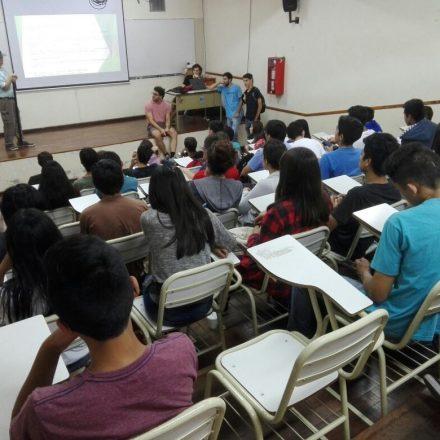 "La UNSa abrió la convocatoria para incorporarse al primer nivel del taller ""Física al Alcance de Todos"""