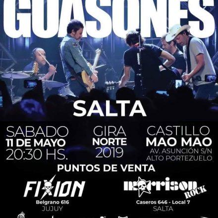 En Salta, Guasones festeja sus 25 años
