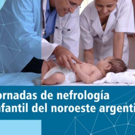Jornadas de Nefrología Infantil del NOA en el hospital Materno Infantil