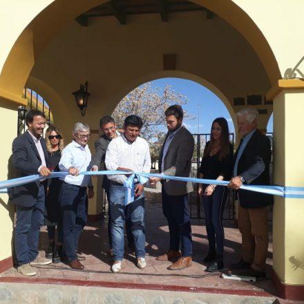 Mejoras en cascos históricos en municipios de la provincia