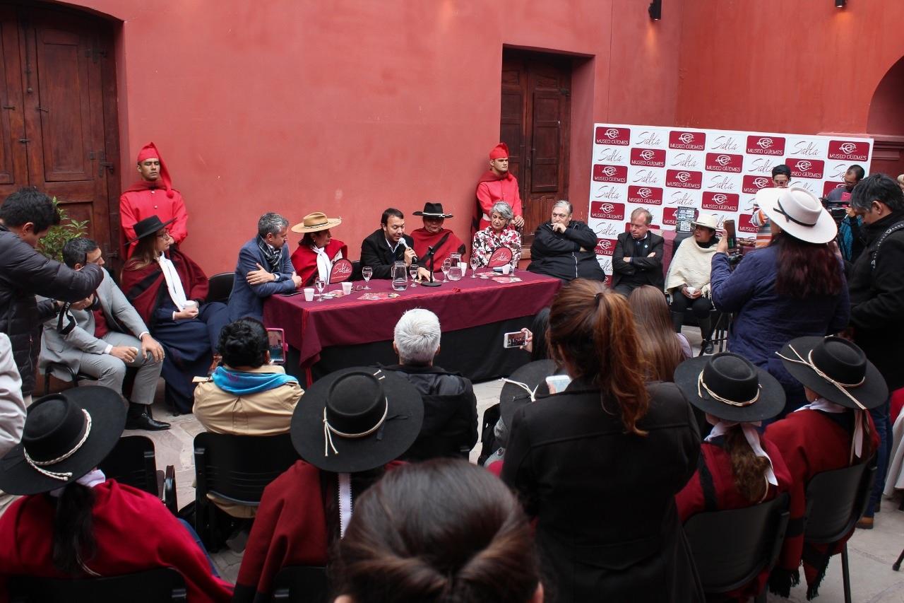 Presentaron una colmada agenda actividades para homenajear al héroe gaucho en toda la provincia