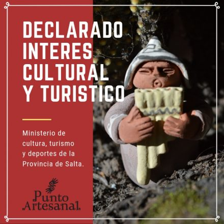 La feria de Artesanos Punto Artesanal es declarado de interés Cultural y Turístico