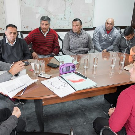 Representantes de la Asociación de Culturismo y Fitness de Salta (ACUFI) y la Asociación de MMA se reunieron con Ediles Capitalinos