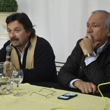 Sáenz y Romero conversaron con vecinos, comerciantes y productores de Metán
