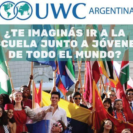 Convocan a estudiantes de nivel secundario para las becas de Colegios del Mundo Unido