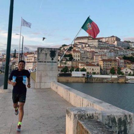 Un salteño en el Mundial de Trail Running de Portugal