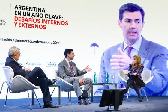 Para Urtubey el federalismo se sustenta en la competitividad de los sectores productivos