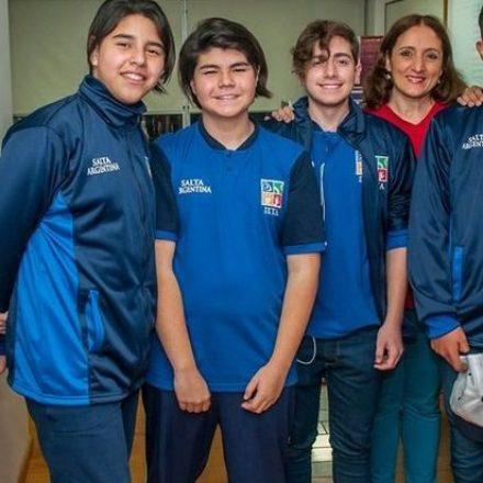 Salteños parten hacia Australia para participar de la Roboliga 2019