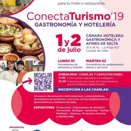 El 1 y 2 de julio se realizará una nueva edición de Conecta Turismo
