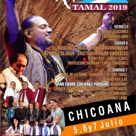 36º Encuentro nacional de Doma y Festival del Tamal en Chicoana – Salta