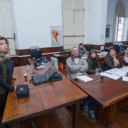 Legisladores recibieron a la Coordinadora del ESI en Salta