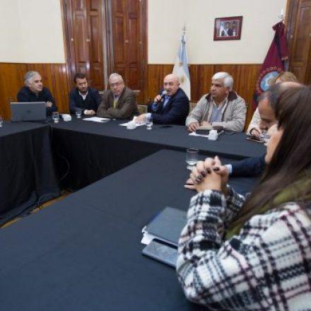 Se presentó la propuesta sobre la preservación de áreas naturales y culturales de Salta