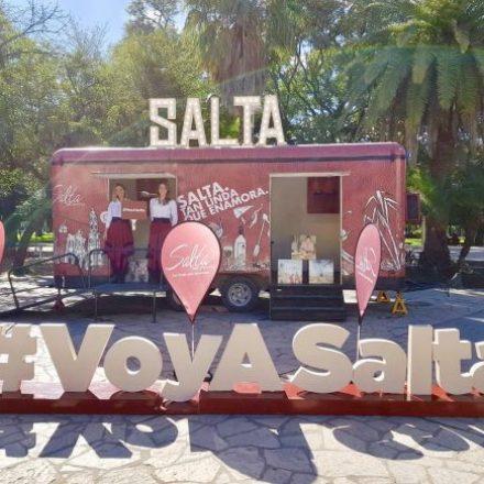 Salta promociona sus atractivos turísticos en El Litoral